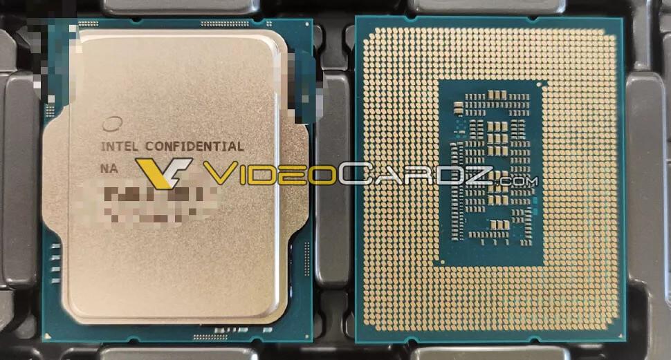 Процессор Intel Alder Lake